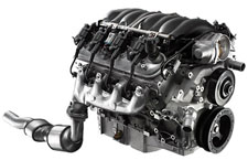 E-Rod LS3 6/2 liter engine