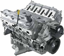 GM Performance Engines | LS6 5 7L Base | Chevy Crate Engine
