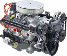 350 ZZ4 Turnkey GM Crate Engine